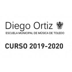 TASAS MATRÍCULA 2019-2020