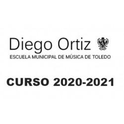 TASAS MATRÍCULA 2020-2021